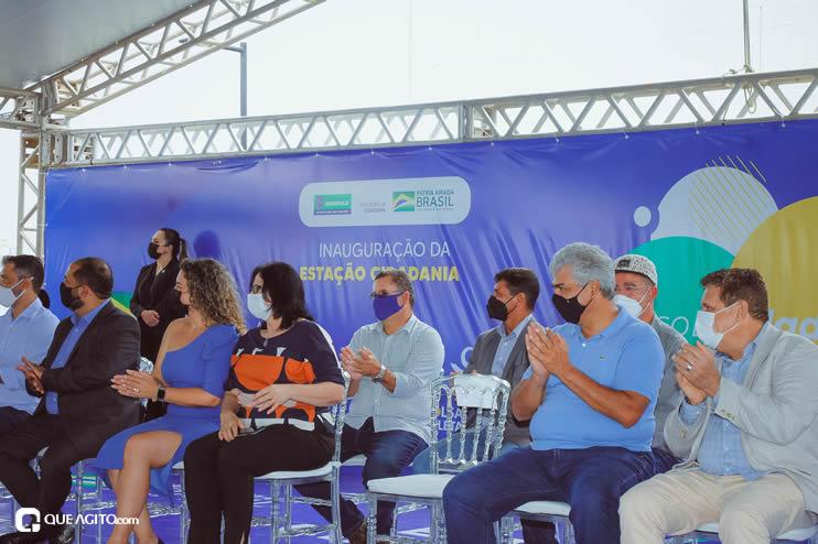 Inauguração da Estação Cidadania é marco para infraestrutura esportiva de Eunápolis 322