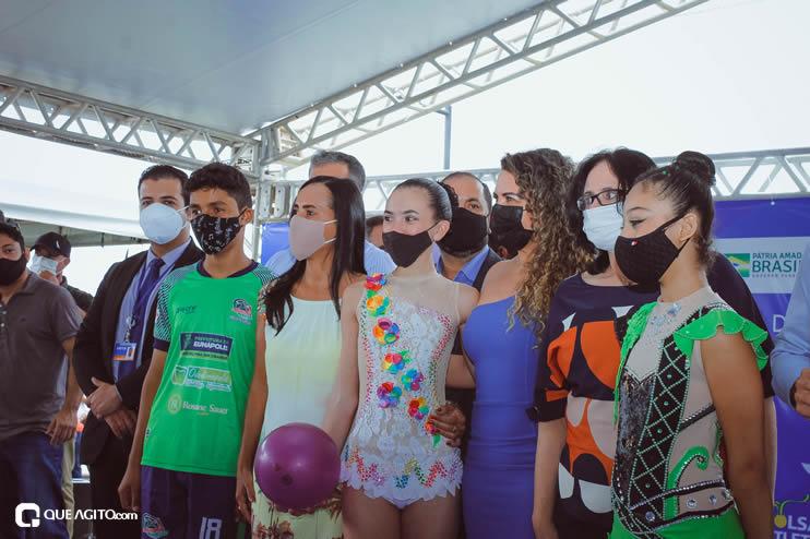 Inauguração da Estação Cidadania é marco para infraestrutura esportiva de Eunápolis 335