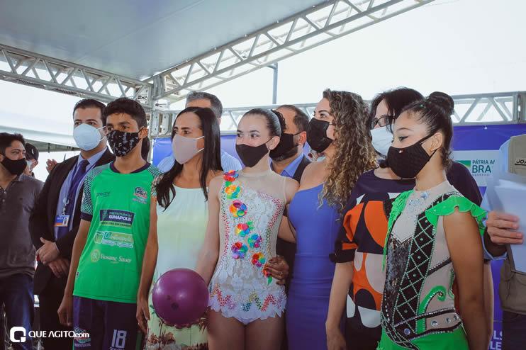 Inauguração da Estação Cidadania é marco para infraestrutura esportiva de Eunápolis 334