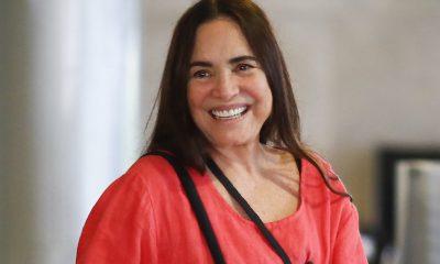 Regina Duarte afirma que é a favor do voto impresso 16