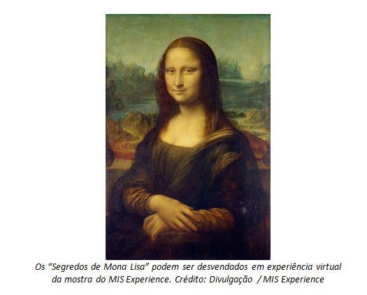 MIS Experience retoma exposição virtual de Leonardo da Vinci até dezembro, com ingressos gratuitos 18