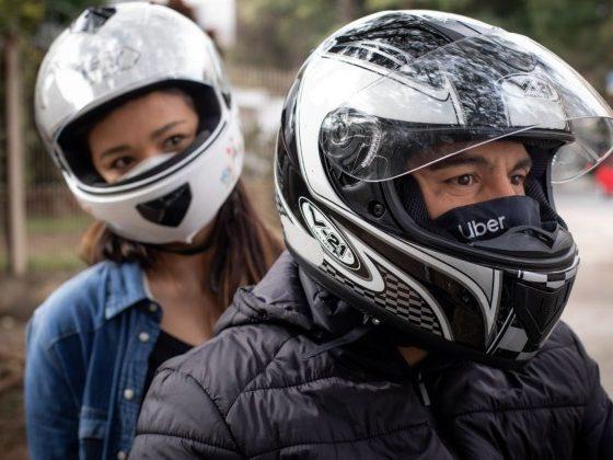 Uber Moto chega à capital baiana 16
