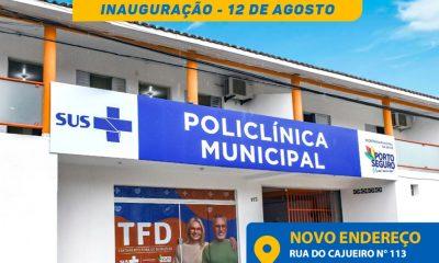 Nova Policlínica Municipal de Porto Seguro 16