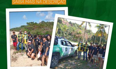 Visão cidadã: Igreja Águias Imperiais realiza limpeza de praias 37