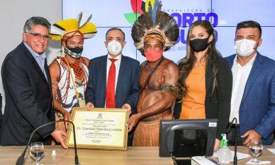 Presidente do TJ Bahia é homenageado em Porto Seguro 20