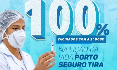 NA LIÇÃO DA VIDA PORTO SEGURO TIRA NOTA 10! 28