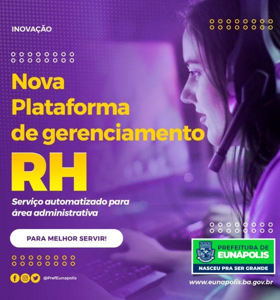 Governo de Eunápolis moderniza serviço automatizado para área administrativa 24