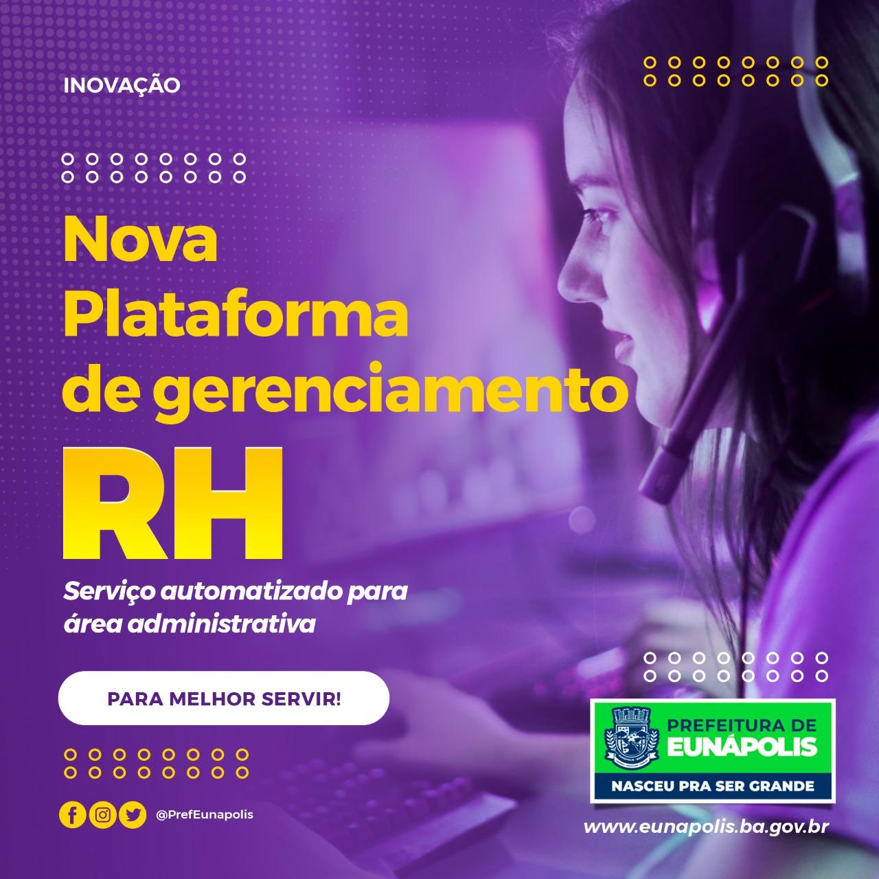 Governo de Eunápolis moderniza serviço automatizado para área administrativa 18