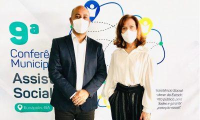 9ª Conferência Municipal de Assistência Social reforça importância das políticas socioassistenciais em Eunápolis 38