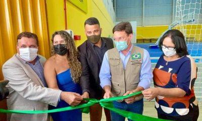 Inauguração da Estação Cidadania é marco para infraestrutura esportiva de Eunápolis 16
