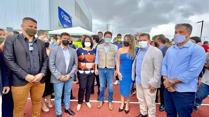 Inauguração da Estação Cidadania é marco para infraestrutura esportiva de Eunápolis 33