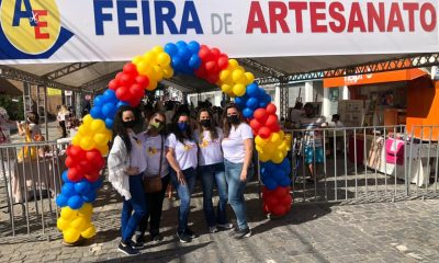 Feira de Artesanato supera expectativa de vendas no município de Eunápolis 33