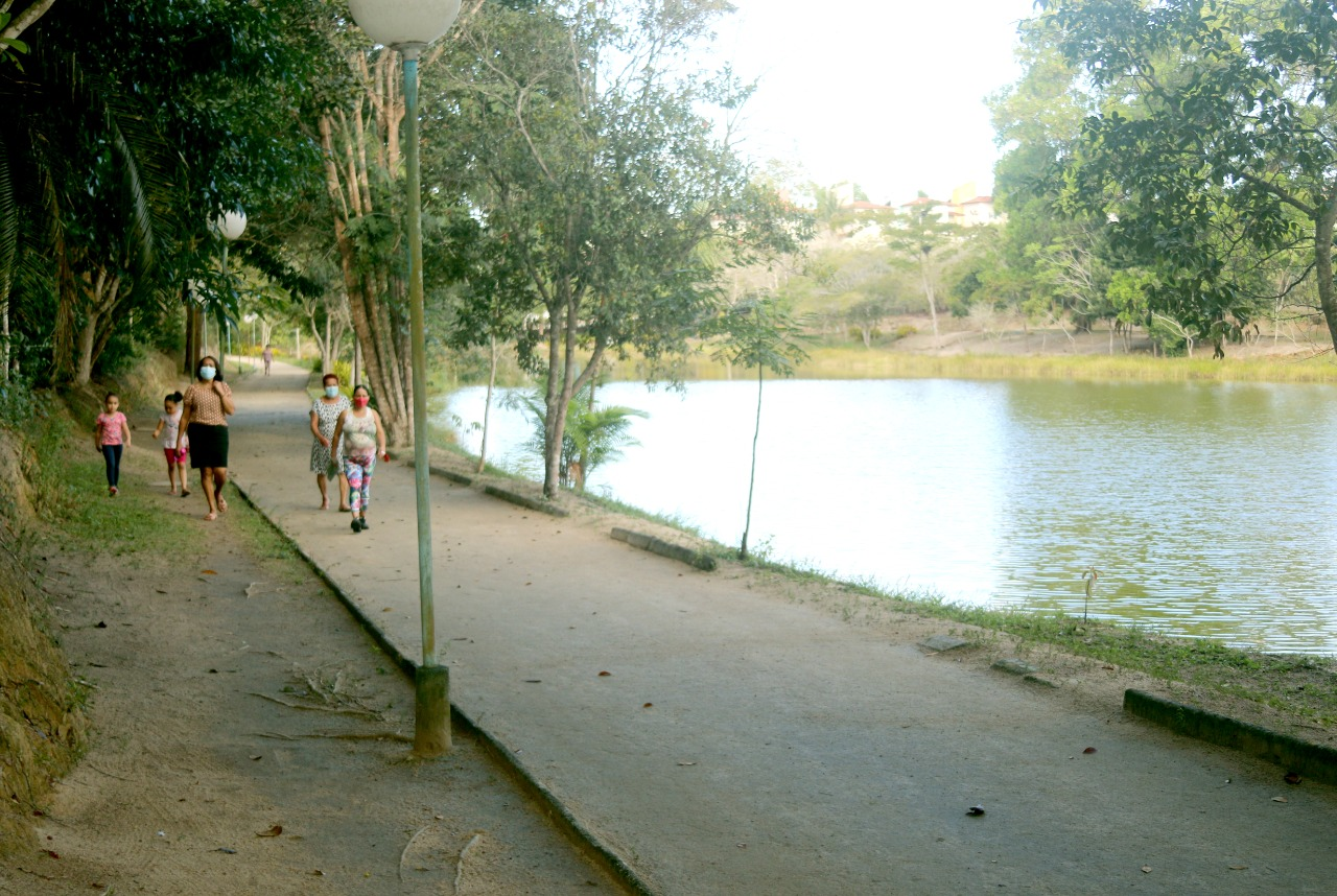Revitalização transformará Parque Ecológico do Gravatá em exuberante cartão-postal de Eunápolis 25