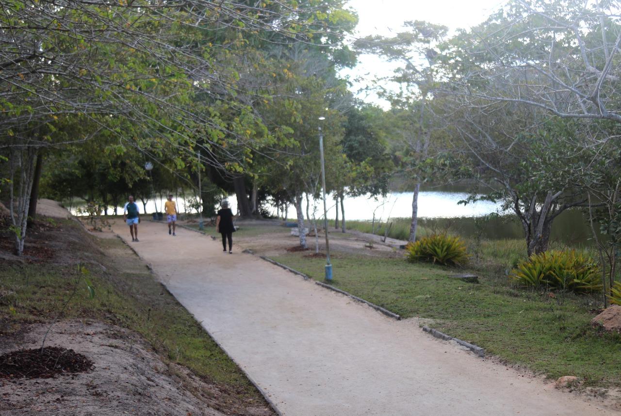 Revitalização transformará Parque Ecológico do Gravatá em exuberante cartão-postal de Eunápolis 27