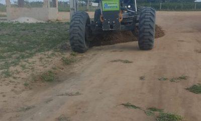 Prefeitura de Eunápolis prossegue com patrolamento de estradas e ramais na zona rural 21