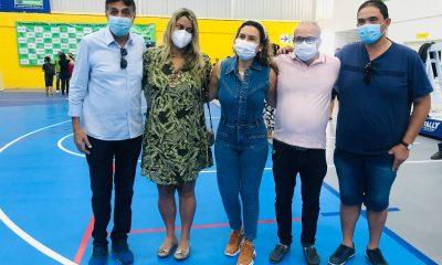 """Nova edição do """"Domingão de Lazer"""" movimentou Estação Cidadania, neste domingo, dia 29 36"""