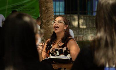 Estudante de cinema avalia potencial de jovens eunapolitanos em evento esportivo e cultural 33