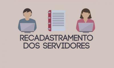 Secretaria de Gestão convoca servidores para atualização de dados cadastrais 36