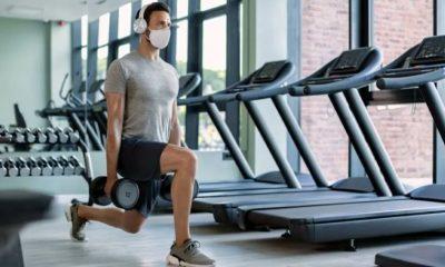 Atividade ao ar livre ou em local fechado: que máscara é mais segura? 27