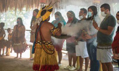 Veracel Celulose apoia o Festival da Resistência Indígena ARAGWAKSÃ Pataxó 46