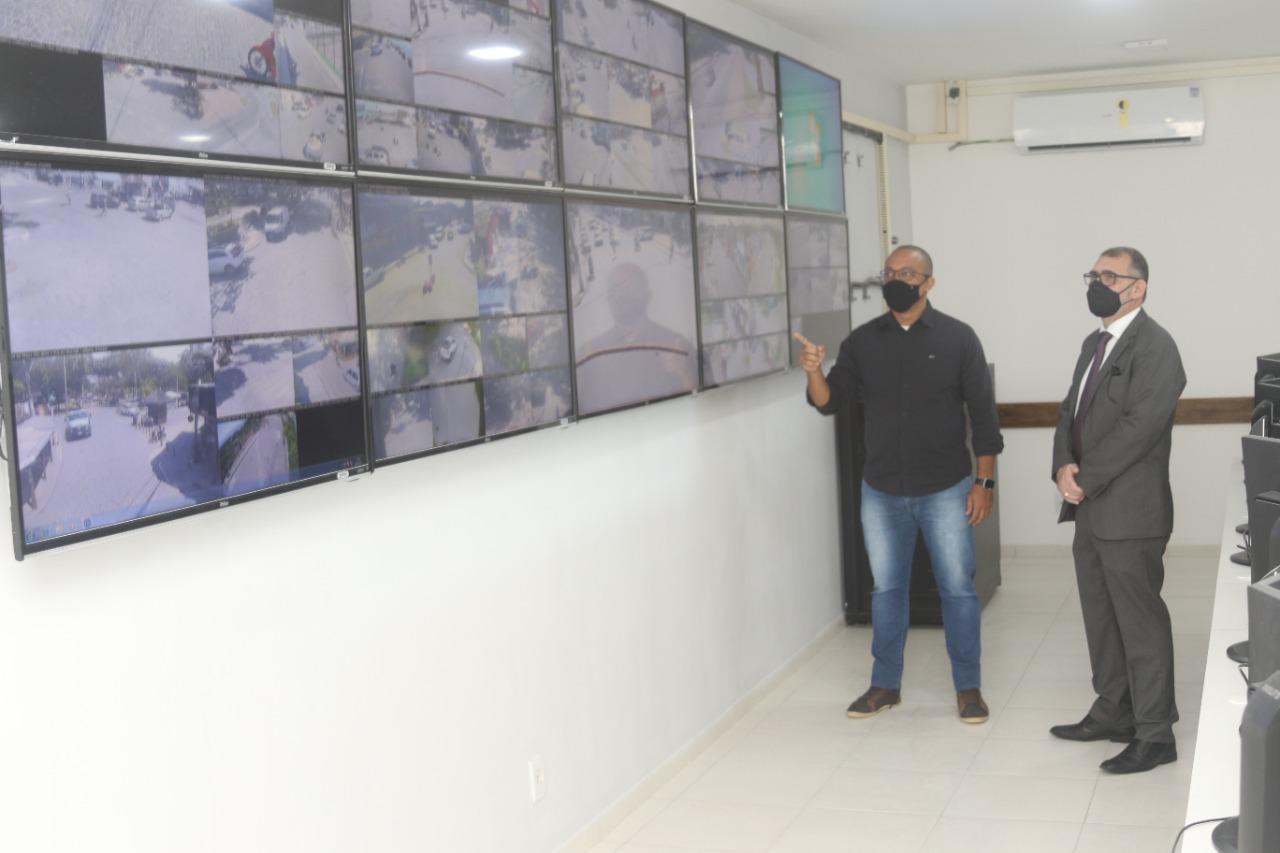 Prefeitura de Eunápolis investe em reconhecimento facial para ampliar segurança pública 18