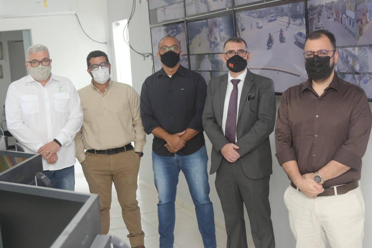 Prefeitura de Eunápolis investe em reconhecimento facial para ampliar segurança pública 17