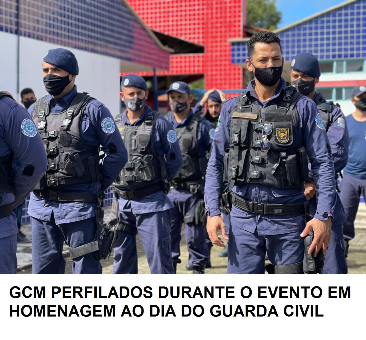 Prefeita Cordélia Torres participa de homenagem ao Dia do Guarda Civil Municipal 24