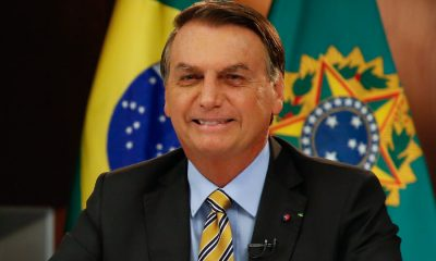 Bolsonaro testa negativo para Covid-19 26