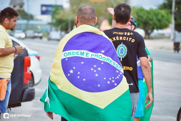CARREATA PELA DEMOCRACIA E PELA LIBERDADE É REALIZADA EM EUNÁPOLIS 35