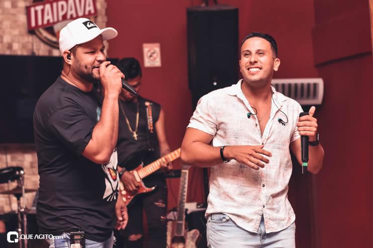 Público vai ao delírio com apresentação da dupla André Lima e Rafael na Hot 36