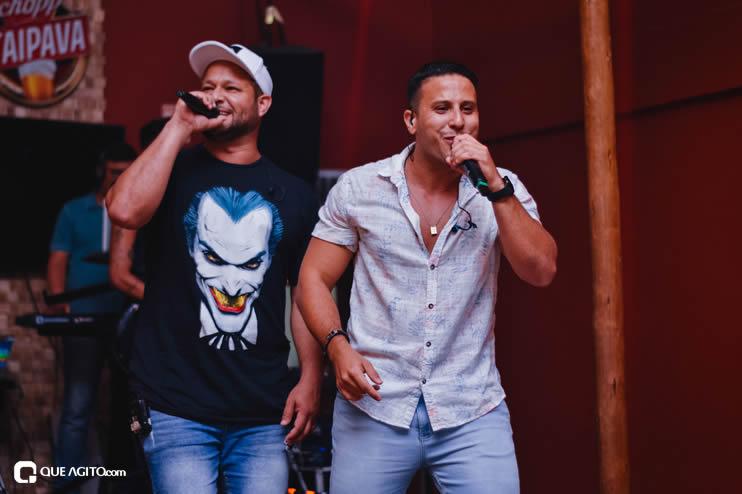 Público vai ao delírio com apresentação da dupla André Lima e Rafael na Hot 48