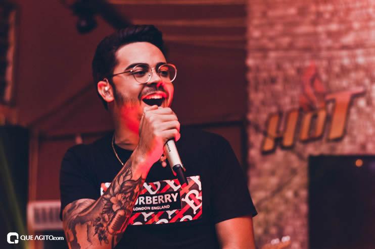 A Sensação do momento, Julio Cardozzo, anima noite de sexta da Hot 75