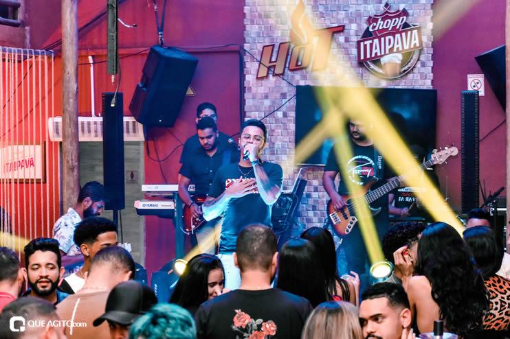 A Sensação do momento, Julio Cardozzo, anima noite de sexta da Hot 83