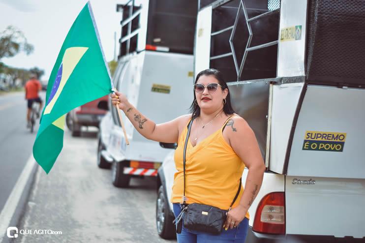 CARREATA PELA DEMOCRACIA E PELA LIBERDADE É REALIZADA EM EUNÁPOLIS 65