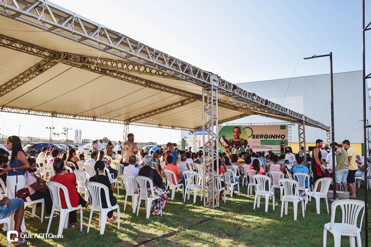 Ídolo do esporte brasileiro, Serginho do Vôlei faz palestra emocionante no município de Eunápolis 27