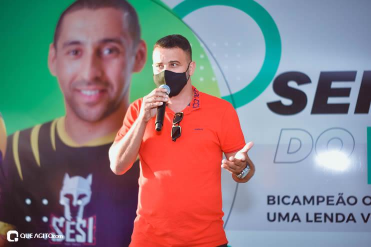 Ídolo do esporte brasileiro, Serginho do Vôlei faz palestra emocionante no município de Eunápolis 36