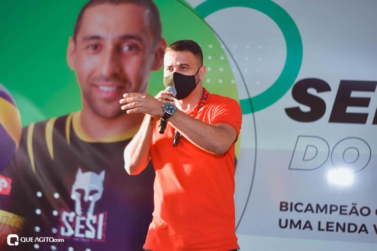 Ídolo do esporte brasileiro, Serginho do Vôlei faz palestra emocionante no município de Eunápolis 38