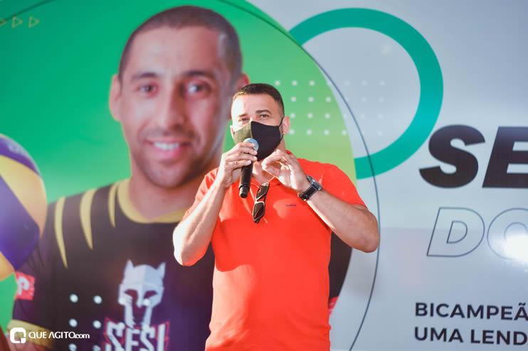 Ídolo do esporte brasileiro, Serginho do Vôlei faz palestra emocionante no município de Eunápolis 39