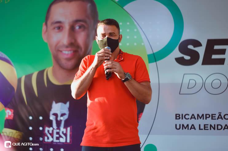 Ídolo do esporte brasileiro, Serginho do Vôlei faz palestra emocionante no município de Eunápolis 41