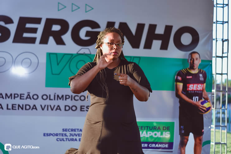 Ídolo do esporte brasileiro, Serginho do Vôlei faz palestra emocionante no município de Eunápolis 44