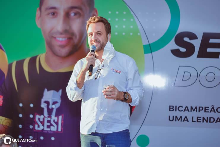 Ídolo do esporte brasileiro, Serginho do Vôlei faz palestra emocionante no município de Eunápolis 42