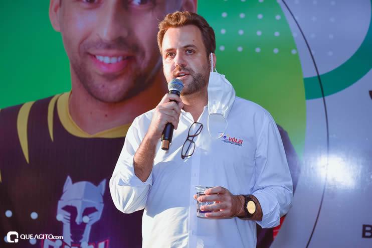 Ídolo do esporte brasileiro, Serginho do Vôlei faz palestra emocionante no município de Eunápolis 45