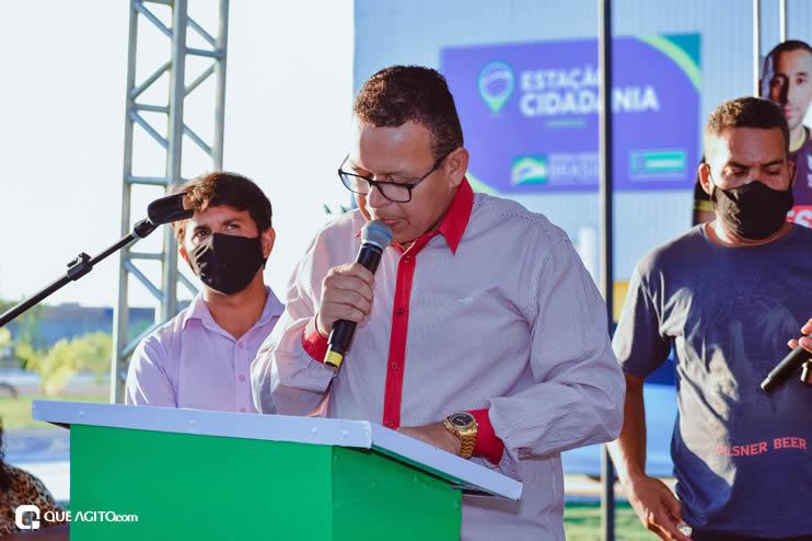 Ídolo do esporte brasileiro, Serginho do Vôlei faz palestra emocionante no município de Eunápolis 47