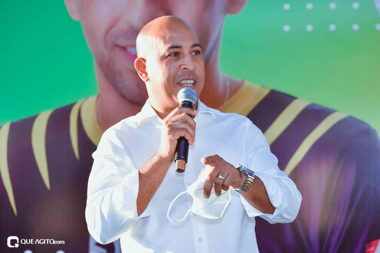 Ídolo do esporte brasileiro, Serginho do Vôlei faz palestra emocionante no município de Eunápolis 43