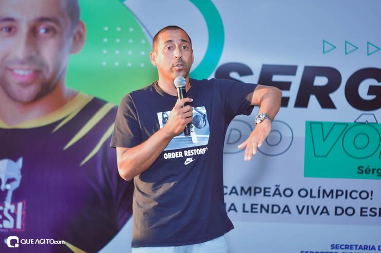 Ídolo do esporte brasileiro, Serginho do Vôlei faz palestra emocionante no município de Eunápolis 54