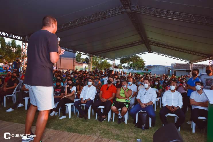 Ídolo do esporte brasileiro, Serginho do Vôlei faz palestra emocionante no município de Eunápolis 55