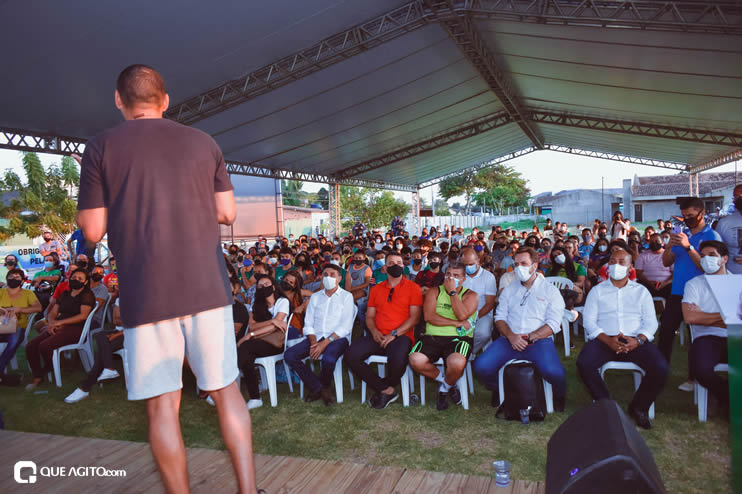 Ídolo do esporte brasileiro, Serginho do Vôlei faz palestra emocionante no município de Eunápolis 56