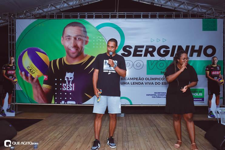 Ídolo do esporte brasileiro, Serginho do Vôlei faz palestra emocionante no município de Eunápolis 64