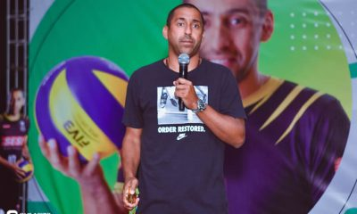 Ídolo do esporte brasileiro, Serginho do Vôlei faz palestra emocionante no município de Eunápolis 8