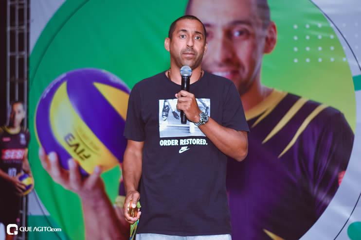 Ídolo do esporte brasileiro, Serginho do Vôlei faz palestra emocionante no município de Eunápolis 21